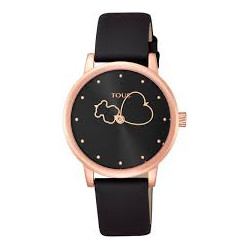 Reloj Tous Bear Time IP Negro 800350920