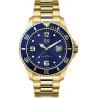 Reloj Ice Watch Steel Gold blue 016 761