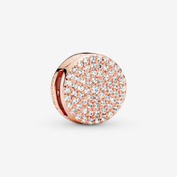 Pandora Charm en Rose Elegancia Deslumbrante 787583CZ