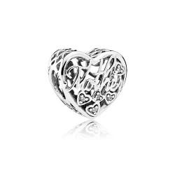 Pandora Charm en plata Vinculo Madre e Hijo 792109CZ