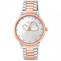 Reloj Tous Bear Time acero 900350315 combinado