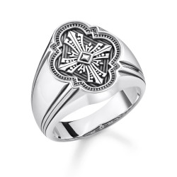 THOMAS SABO Anillo Cruz TR2244-637-21