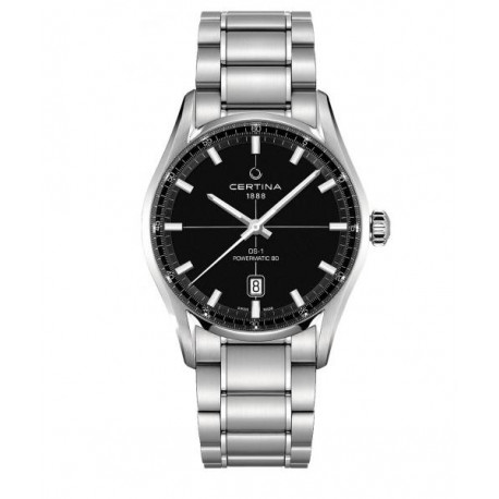 Reloj Certina DS 1POWERMATIC 80 AUTOMATICO 40mm C029.407.11.051.00