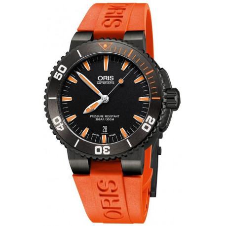 Reloj Oris Aquis date 01 733 7653 4259-07 4 26 32GEB