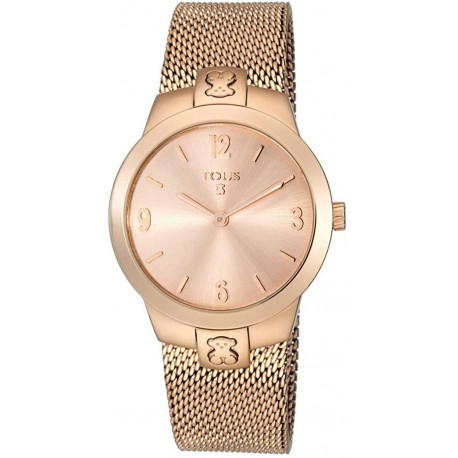 Reloj Tous MESH acero IP rosé 400350990