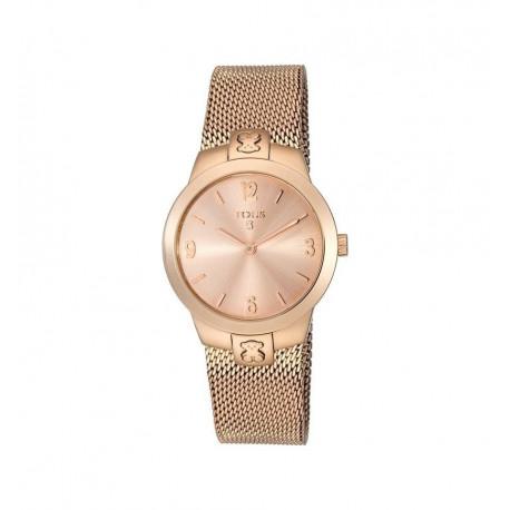 Reloj Tous MESH acero IP rosé 400350995