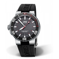Reloj ORIS Aquis Red Limited Edition 01 733 7653 4183 Set RS
