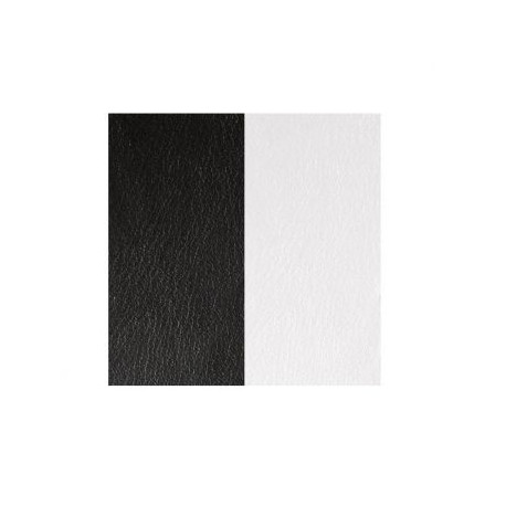 Les Georgette Cuero Reversible Negro / Blanco 8mm 703215299M4000