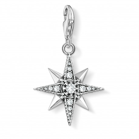 THOMAS SABO Colgante Charm Royalty Estrella 1756-643-14