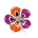 THOMAS SABO Anillo de plata Flor Tropical TR1854-041-13