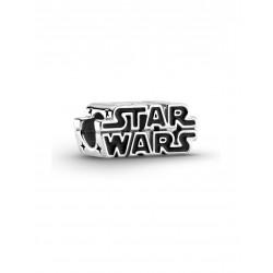 Pandora Charm plata STAR WARS™ Disney Logo 799246C01