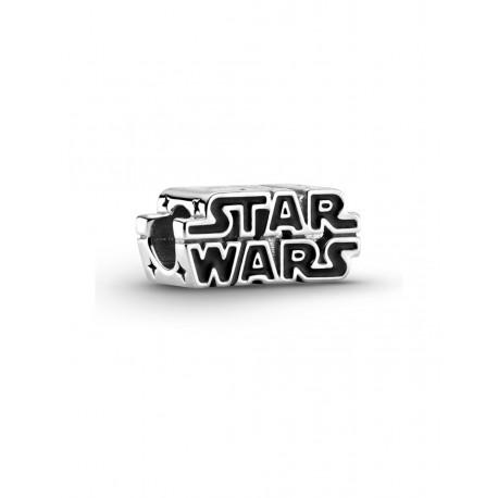 Pandora Charm plata Star Wars Disney Logo 799246C01