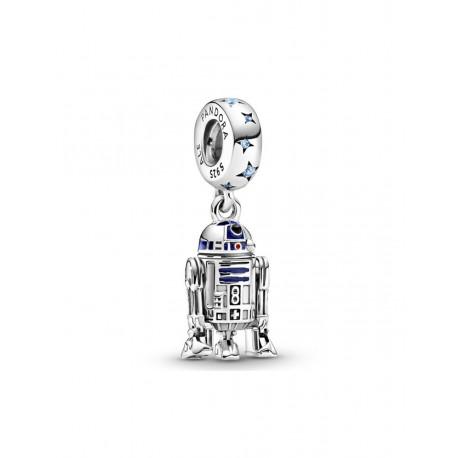 Pandora Charm Colgante plata STAR WARS Disney R2D2 799248C01