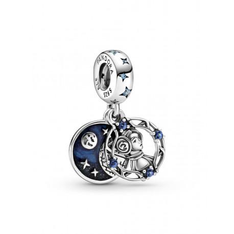 Pandora Charm Colgante plata STAR WARS Disney Princesa Leia 799251C01