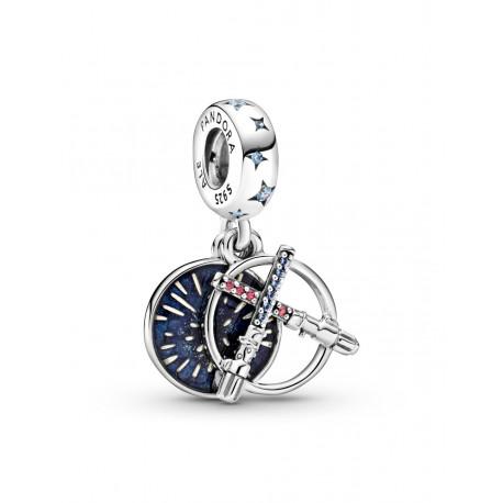 Pandora Charm Colgante plata STAR WARS Disney Espadas Láser 799252C01