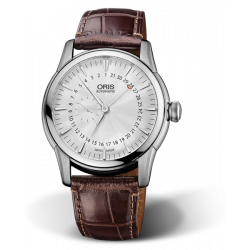 Oris Artelier Small Second, Pointer Day 01 744 7665 4051-07 5 22 70FC