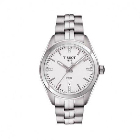 TISSOT Reloj Mujer PR 100 T101.210.11.036.00