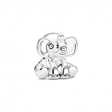 Pandora Charm en plata de ley Elie el Elefante 799088C00