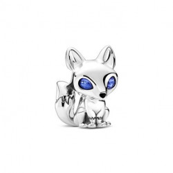 Pandora Charm en plata de ley Zorro de Ojos Azules 799096C01