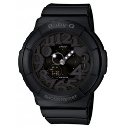 Reloj Casio Baby-G analógico y digital hearts BGA-131-1BER