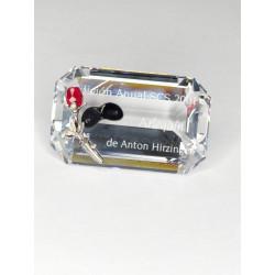 Swarovski Cristal Edición Anual SCS 2001 Arlequín de Anton Hirzinger 276877