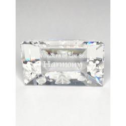 Swarovski Cristal Placa Edión Anual 2005 - ARMONÍA 698560