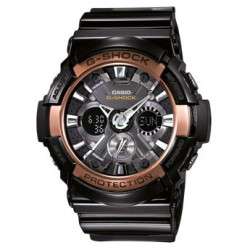 Reloj Casio G-Shock digital negro