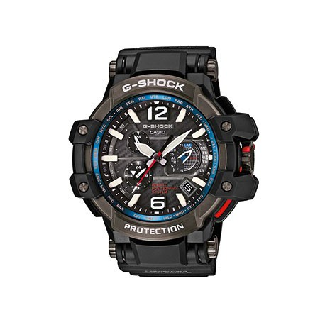 Reloj Casio G-Shock digital resina negro