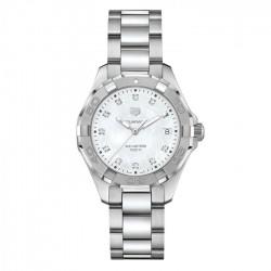 Reloj Tag Heuer Aquaracer diamantes mujer WBD131B.BA0748