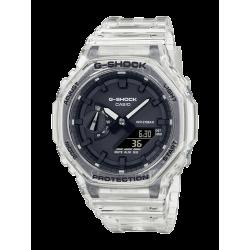 G-SHOCK Transparente GA-2100SKE-7AER
