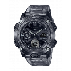 G-SHOCK Reloj Casio Transparente GA-2000SKE-8AER