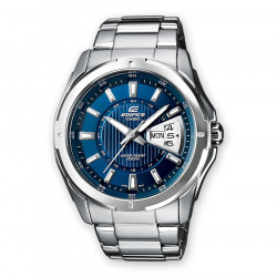 Reloj Casio EDIFICE Classic Collection Esfera Azul EF-129D-2AVEF
