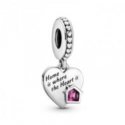 Pandora Charm Colgante Amo Mi Hogar 799324C01