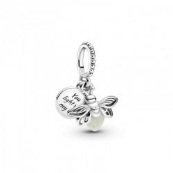 Pandora Charm en plata Luciérnaga Brillante 799352C01