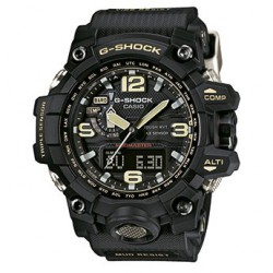 Reloj Casio G-SHOCK MUDMASTER digital y analogico