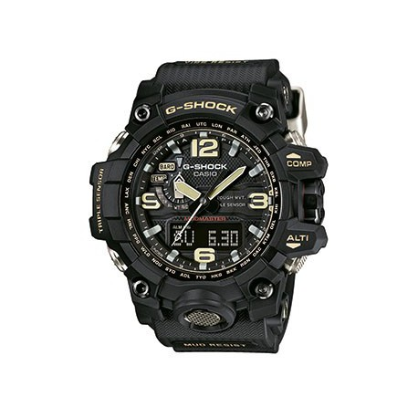 Reloj Casio G-SHOCK MUDMASTER digital y analogico