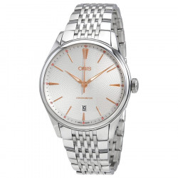 Reloj ORIS Artelier Chronometer Automatic Silver Dial 01 737 7721 4031-07 8 21 79
