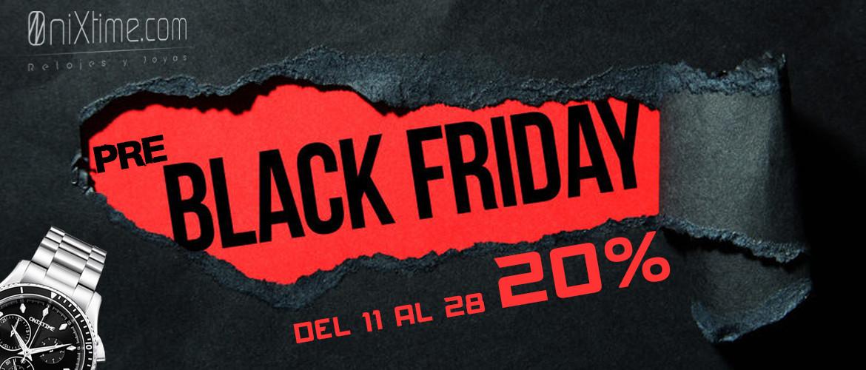 Pre Black Friday 2019