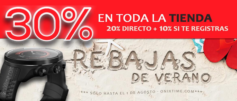 20% Dto. en Toda la Tienda Online + 10% Dto. Adicional si te Registras Ahora